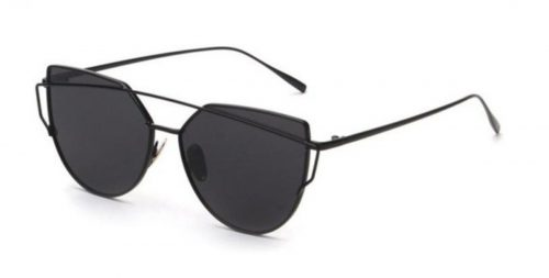 Cindy Shade Black Side - Sunglasses